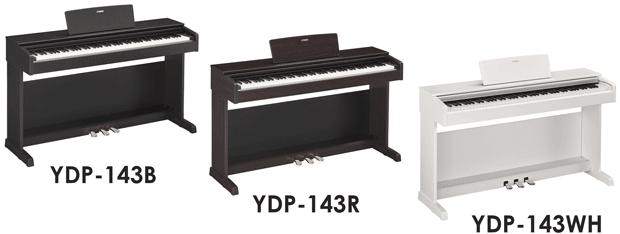 Review] Đánh giá đàn piano điện Yamaha YDP 143   Hoàng Piano