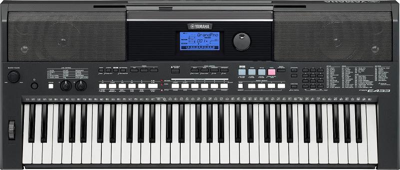 Cách chỉnh âm thanh đàn organ yamaha